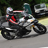4/6 Ducatisti.co.uk member andywilson and his multistrada 1200 at cadwell race circuit May 2011 <i>An event run by Lincolnshire police road safety partnership £75 for the full day , got split into groups of  4 riders with one instructor , did emergency braking (managed to lock the back end up with ABS turned off) , slow speed manouvering , cornering skills and road positioning  Then following the instructor around to learn the circuit and in the afternoon you got to go around on your own , fantastic day I have signed up to do it again in September </i>