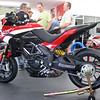 "www.asphaltandrubber.com <i>We were lucky enough today to get some shots from an Asphalt & Rubber reader who was in attendance at the Newport Beach Ducati shop to check out the Pikes Peak Ducati Multistrada 1200S race bike.</i> mts1200.info article <b><a href=""http://www.motorcycleinfo.co.uk/index.cfm?fa=contentGeneric.svujwmxokbhbwyoc&pageId=1209402"">HERE</a></b>"