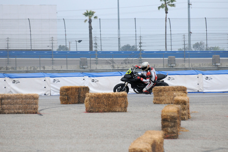 4/5 Photo by Ducati.ms member 'oalvarez' (aka Obie) - <i>photos taken at Fontana Raceway on May 22, 2011. The Pike's Peak team manager/owner is from this area (I believe, don't quote me on that) so it wouldn't surprise me if these aren't at least one if not both of the PP pilots (Greg Tracy and Alexander Smith). They were really quite impressive.</i>
