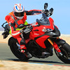 "2/7:  Steve Plater on a Multistrada 1200 at a track day at Almeria Race Circuit (Andalusia, Spain) Sep 2012. Photos courtesy of FrankS (<a target=""_blank"" href=""http://www.ducatisportingclub.com"">www.ducatisportingclub.com</a>). More photos from Frank <b><a target=""_blank"" href=""https://plus.google.com/u/0/photos/105520266089479345556/albums/5821843455934546433"">here</a></b> NB: Credits to the photographer usually quoted but sadly we don't have his/her details."