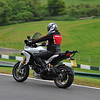 2/6 Ducatisti.co.uk member andywilson and his multistrada 1200 at cadwell race circuit May 2011 <i>An event run by Lincolnshire police road safety partnership £75 for the full day , got split into groups of  4 riders with one instructor , did emergency braking (managed to lock the back end up with ABS turned off) , slow speed manouvering , cornering skills and road positioning  Then following the instructor around to learn the circuit and in the afternoon you got to go around on your own , fantastic day I have signed up to do it again in September </i>