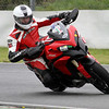 "Photo of  <a href=""http://www.ducatiforum.co.uk"">http://www.ducatiforum.co.uk</a> member Mark (aka dukes22) on his Multistrada 1200 at a Mallory Park track day."