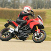 3/3: Dutch Multstrada 1200 owner AntoineS - track day at Midland Circuit Lelystad, Netherlands 2013