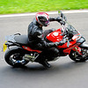 2/4: Multistrada 1200 at Cadwell park race circuit track day 05Sep2012 - a few great shots of StuartC (aka Big Stu) enjoying the Mutley!