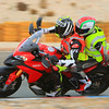 "6/7:  Norrie out on the circuit on the back of the Multistrada 1200 with Neil Hodgson at the helm! - track day at Almeria Race Circuit (Andalusia, Spain) Sep 2012. Photos courtesy of FrankS (<a target=""_blank"" href=""http://www.ducatisportingclub.com"">www.ducatisportingclub.com</a>). More photos from Frank <b><a target=""_blank"" href=""https://plus.google.com/u/0/photos/105520266089479345556/albums/5821843455934546433"">here</a></b> NB: Credits to the photographer usually quoted but sadly we don't have his/her details."