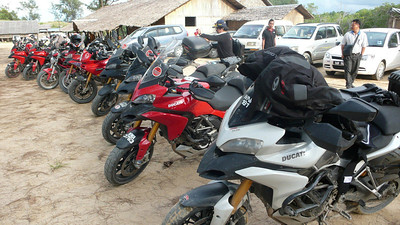 By Khairun Lamb - Ducati Multistrada 1200 Borneo Experience 2011 More photos / photo albums: http://www.facebook.com/media/albums/?id=554171724 See also: http://www.facebook.com/groups/motorrad.malaysia/