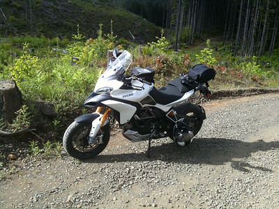 Ducati.MS member 'motocow' Location: Sherwood, OR, USA See: Ducati Multistrada 1200 - Thumbs up Enduro Mode!