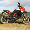 """3/3: Multistrada 1200 Pikes Peak off road after a session in the mud! - by 'Butch' (China) - """"<i>Anjii / Moganshan area in Zhejiang Province (my favorite playground 2 hrs. ride from Shanghai)</i>"""""""