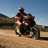 Pikes Peak Multistrada 1200 race bike