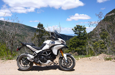 Multistrada 1200S Sport Demo bike - ride report. New Mexico, USA See the ride report by ADVRider.com member 'Dr Greg' HERE