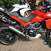 "11/17: Multistrada Meet & Rideout 01Sep2012 (from Benson, Oxfordshire). 22 Bikes - 10 x MTS1200, 6 x MTS1000/1100, 1 x MTS749!! and 5 others. See here: <br />  <a href=""http://ducatiforum.co.uk/f6/benson-buckingham-multi-run-%96-10am-saturday-1st-september-4089/"">http://ducatiforum.co.uk/f6/benson-buckingham-multi-run-%96-10am-saturday-1st-september-4089/</a>"