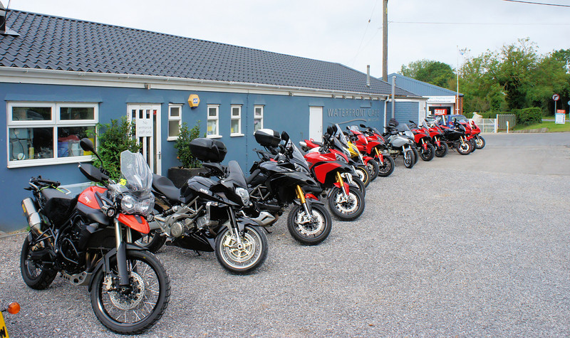 "5/17: Multistrada Meet & Rideout 01Sep2012 (from Benson, Oxfordshire). 22 Bikes - 10 x MTS1200, 6 x MTS1000/1100, 1 x MTS749!! and 5 others. See here: <br />  <a href=""http://ducatiforum.co.uk/f6/benson-buckingham-multi-run-%96-10am-saturday-1st-september-4089/"">http://ducatiforum.co.uk/f6/benson-buckingham-multi-run-%96-10am-saturday-1st-september-4089/</a>"