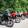 5 current owners and their bikes plus a couple of prospective owners came along....I think everyone was from Ducatisti.co.uk?<br /> Flock of Multistrada 1200's by Monty77 (aka John)