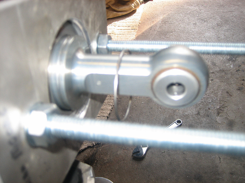 7/14 - Photo by AdrianM - Multistrada 1200 Ohlins rear shock absorber spring change spring /upgrade<br /> Article to come