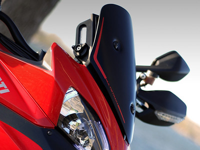 2/2: JP's cut down Multistrada 1200 screen - for more info.....See article HERE