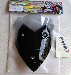 Multistrada 1200 - PUIG Sport Screen / Windshield
