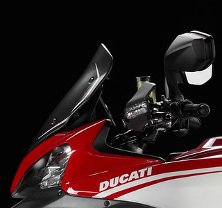 2013 / 2014 Multistrada 1200 Pikes Peak Carbon Screen