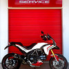 "Custom Multistrada 1200S Tricolore by  <a href=""http://www.motovationusa.com"">http://www.motovationusa.com</a> <br /> rticle here (link to come)"