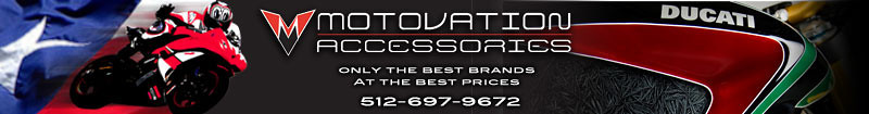 Motovation Ducati Motorcycle Accessories  http://www.motovationusa.com