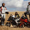 "3/7: Marley brothers Africa road trip on Ducati Multistrada 1200's - the bikes were prepared with exhaust header guards, crash bars, radiator guards and crash bungs from <b>Altrider</b> <a target=""_blank"" href=""http://www.altrider.com"">www.altrider.com</a> / <a target=""_blank"" href=""http://www.altrider.eu"">www.altrider.eu</a>"