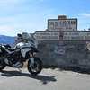 3/4 - Photo by Dutch Multistrada 1200 owner 'Duccer1200' (aka Frank) from   in the Netherlands<br /> Col de L'iseran, French Alps (visited in September 2010)