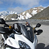 2/4 - Photo by Dutch Multistrada 1200 owner 'Duccer1200' (aka Frank) from   in the Netherlands<br /> French Alps, Col de Galibier (June 2011)