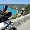 4/4 - Photo by Dutch Multistrada 1200 owner 'Duccer1200' (aka Frank) from   in the Netherlands<br /> France, Lac de Sainte Croix (June 2011)