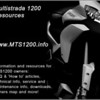 """Ducati Multistrada 1200 / MTS1200 owners resource<br />  <a href=""""http://www.MTS1200.info"""">http://www.MTS1200.info</a>"""