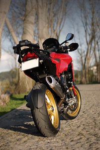 3/6: Photo by Portuguese Multistrada owner Joao F (aka JP)  See: Featured Bikes - Ducati Multistrada 1200 MTS1200 Motorcycles