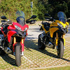 "Yellow, yes YELLOW! Multistrada 1200<br /> The only factory yellow Ducati Multistrada 1200 in the world? Francesco Pavinato's genuine factory built yellow MTS1200<br /> <br /> Article here:  <a href=""http://www.motorcycleinfo.co.uk/index.cfm?fa=contentGeneric.svujwmxokbhbwyoc&pageId=2334995"">http://www.motorcycleinfo.co.uk/index.cfm?fa=contentGeneric.svujwmxokbhbwyoc&pageId=2334995</a>"