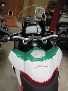 7/7: Multistrada 1200 Tricolore / Trikolore from www.italienische-motorraeder.de Photos by http://ducatimultistrada.eu member Gabi S aka 'Don' See:  Multistrada 1200 Info & Resources