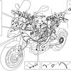 "Ducati Multistrada 1200 electrical systems schematic<br /> See the Owners Manual pages 189,190 and 203 for wiring diagrams (see links below for PDF versions of the manuals;-) <br />  <a href=""http://www.motorcycleinfo.co.uk/index.cfm?fa=contentGeneric.wuyjdrgpolhdvlck&pageId=1199506"">http://www.motorcycleinfo.co.uk/index.cfm?fa=contentGeneric.wuyjdrgpolhdvlck&pageId=1199506</a>"