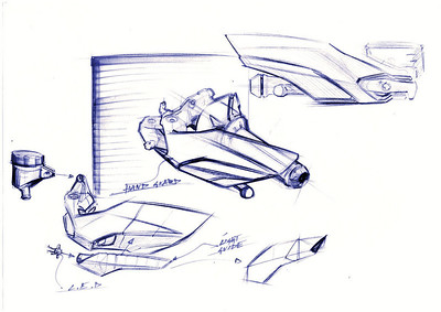 Ducati Multistrada pre-production parts line drawings    Ducati Multistrada 1200 Info & Resources
