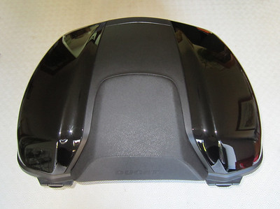 4/8: Ducati (Givi) Top Case (Top Box / Topcase / Topbox) for the Multistrada 1200 See here for installation instructions (inc fitting the lock barrel): Multistrada 1200 Downloads - Misc Instructions & Other Documents