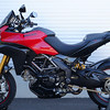 "Piero's custom modified Multistrada 1200S Sport - modifications / parts list as long as your arm! More details <b><a target=""_blank"" href=""http://www.motorcycleinfo.co.uk/index.cfm?fa=contentGeneric.svujwmxokbhbwyoc&pageId=6210661"">here</a></b>"