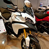 Photos from Ducati.ms forum member 'miloVanMultistrada' (aka Miles) of his Multistrada 1200.<br /> It all started here! - December 2010, Ducati Glasgow... brand new Multistrada 1200 in the showroom waiting for the thaw!