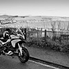 Photos from Ducati.ms forum member 'miloVanMultistrada' (aka Miles) of his Multistrada 1200.<br /> View of Stonehaven