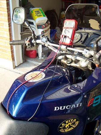 Ducati e900 Elefant