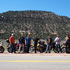 Group Ride to Gateway, CO 8/13/16
