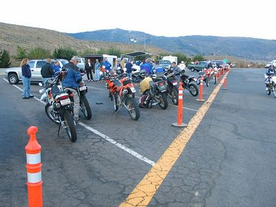 Dust Devils Ride Reno 200 2004