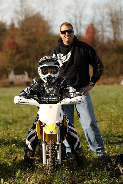 IMG_7058  DER club member Jeff Botsford... looking very proud behind his son