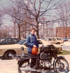Gettysburg, April 1980.