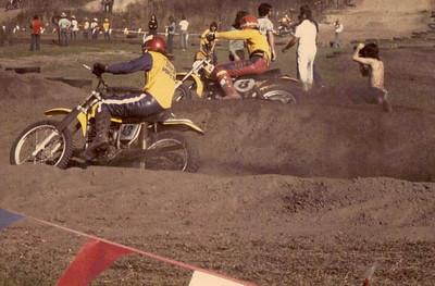 Gatorback Park, Gainesville, FLA, 1975 (?).
