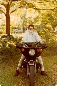 Gainesville, FL. April 1979.