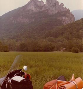 W Va.  Seneca Rocks?