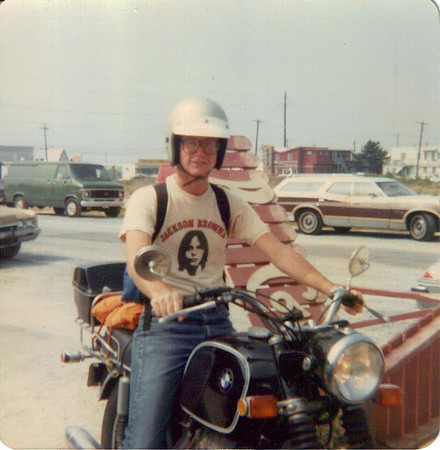 Early days of motorcycling