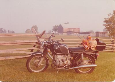 September 1978.  New Market, VA.