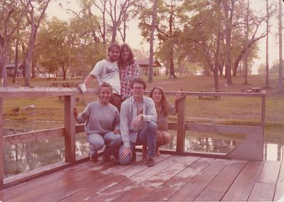 April 1979, near Rocks, MD.