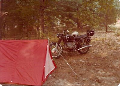 September 1978, New Market, VA.
