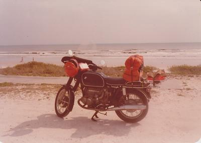 April 1979, Ormond By The Sea, FL.